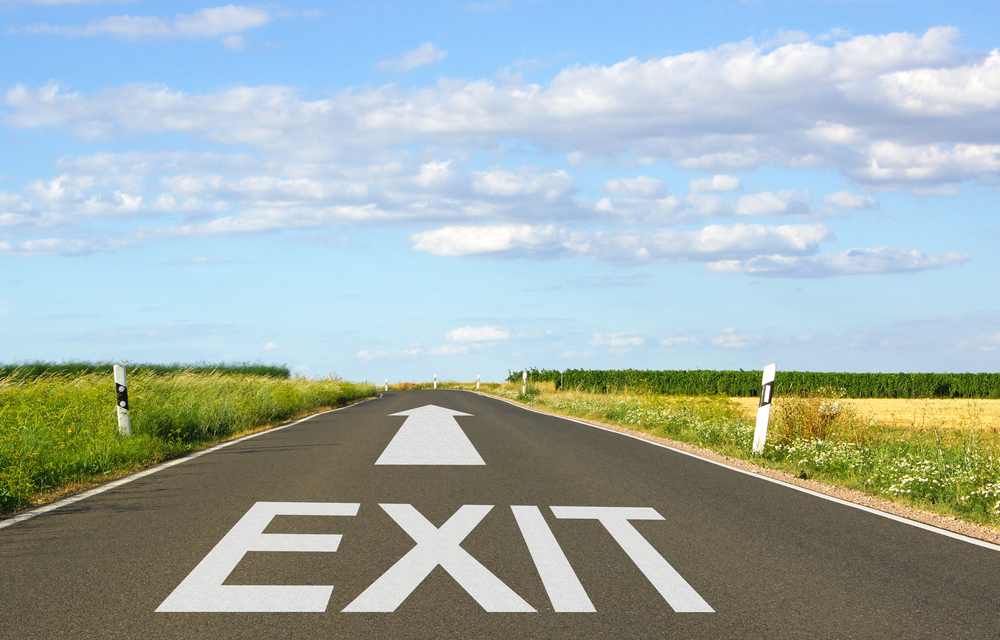 Why You Need an Exit Strategy Before You Approach Investors